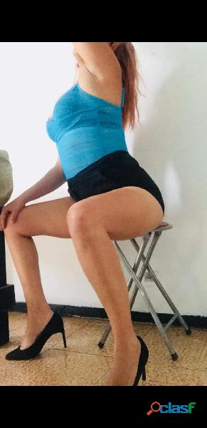 KARELY provocativa y sensual, con una imagen realmente espectacular, todo te encantará, relaciones i