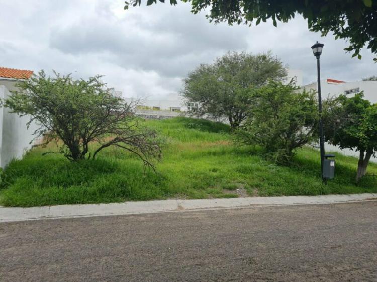 Venta de Terreno habitacional en Real de Juriquilla