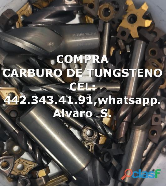 COMPRA CORTADORES DE CARBURO EN GUAYMAS