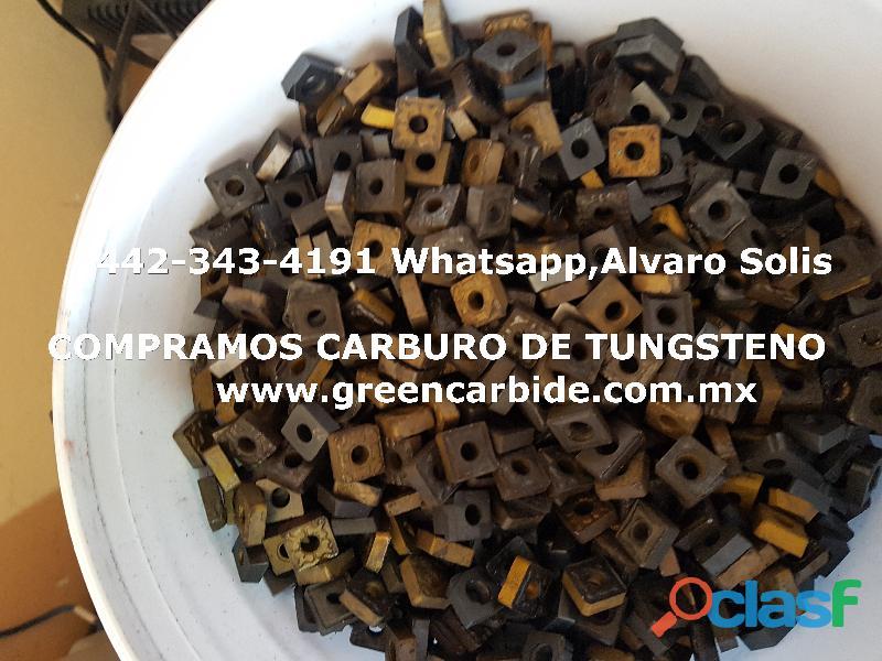 COMPRA SCRAP DE CARBURO EN GUAYMAS 1