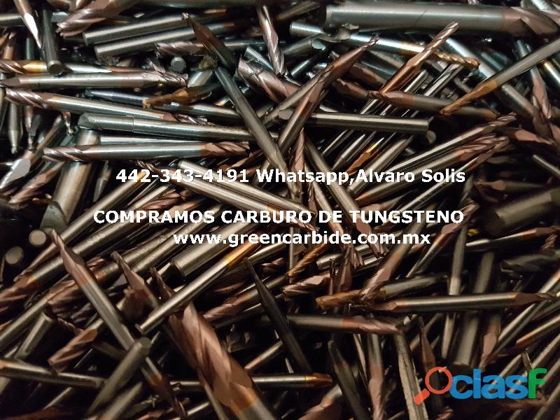 COMPRA SCRAP DE CARBURO EN GUAYMAS 2