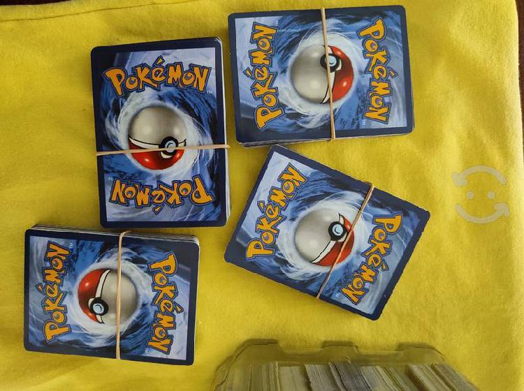 Colección 530 cartas pokémon