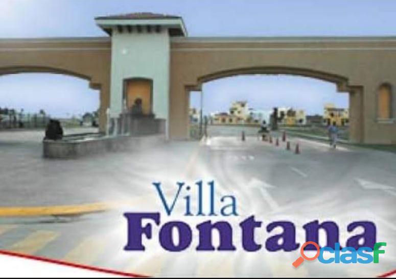 Venta de Casa en Fraccionamiento Villa Fontana