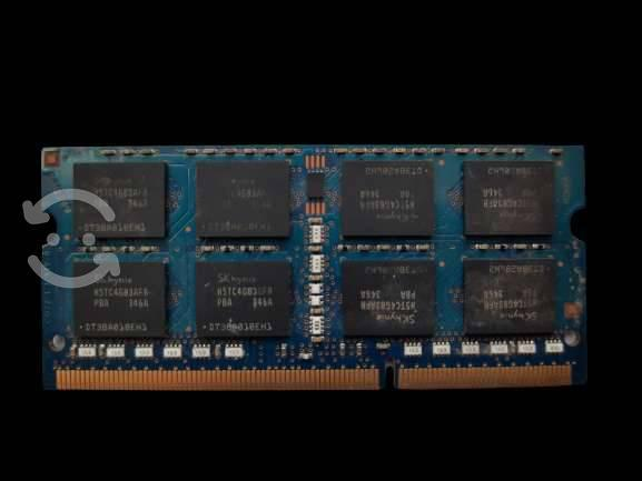 Memoria ram 8gb sk hynix hmt41gs6afr8a-pb