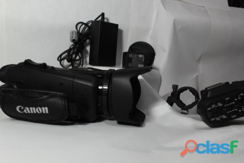 Videocamara HD CANON 2
