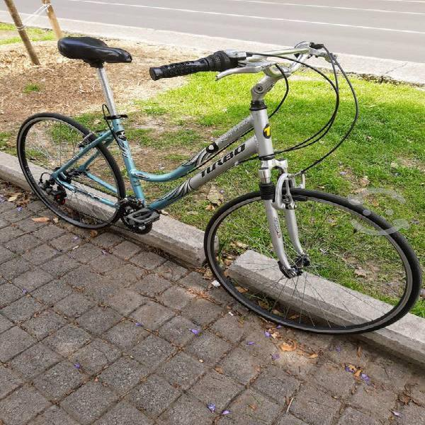 Bicicleta aluminio 29 super ligera
