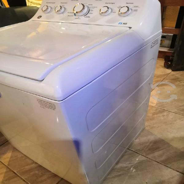 Lavadora nueva ge