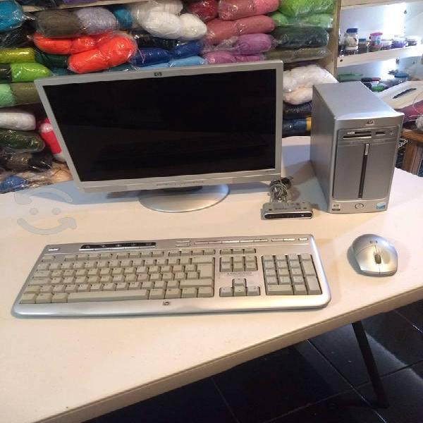 Mini computadora hp 2 gb de memoria