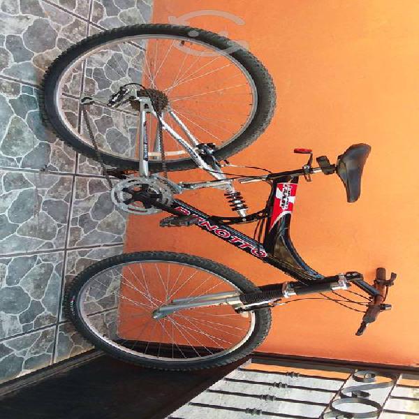 Bicicleta de montaña benotto hook edición milenio