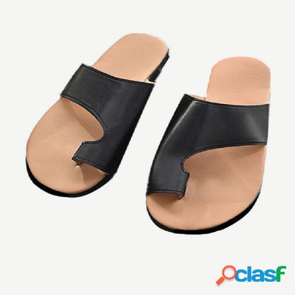Sandalias de mujerfashion europa y américa punta de color sólido sandalias zxyx