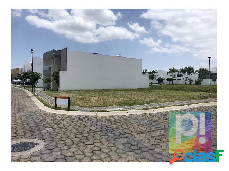 VENTA TERRENO PARQUE COAHUILA LOMAS DE ANGELÓPOLIS PUEBLA TER_2245 PC/AC, Lomas de Angelópolis