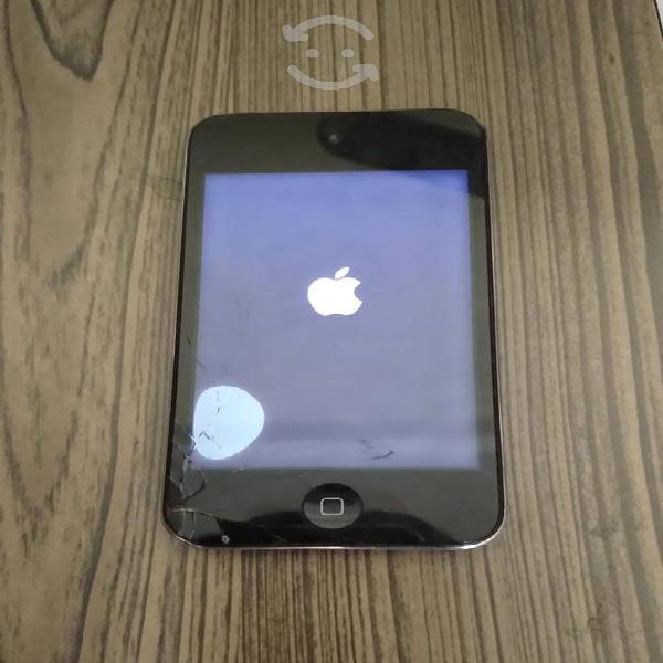 Ipod touch 4g 32gb detalle estético
