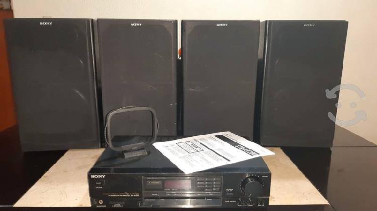 Amplificador receiver sony