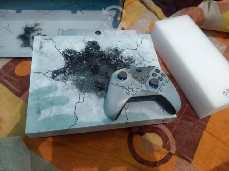 Xbox one x edición gears 5