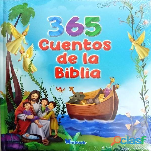 LIBRO 365 CUENTOS DE LA BIBLIA ???