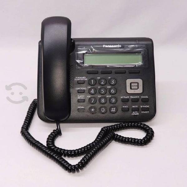 Kx-ut113x-b teléfono panasonic (nuevo)