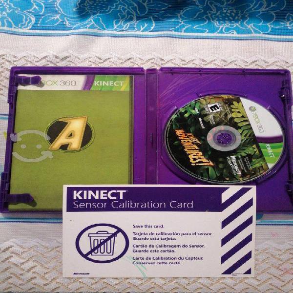 Kinect y juegos para xbox 360 y otros cables