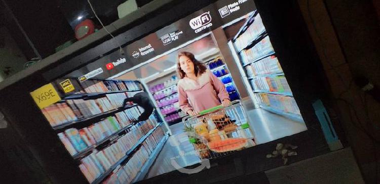 Pantalla sony smart tv 4k de 60 pulgadas