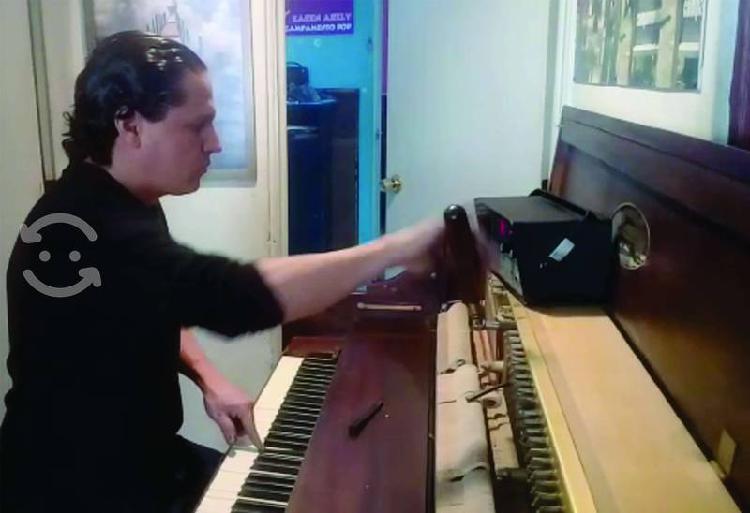 Afinacion profesional de pianos