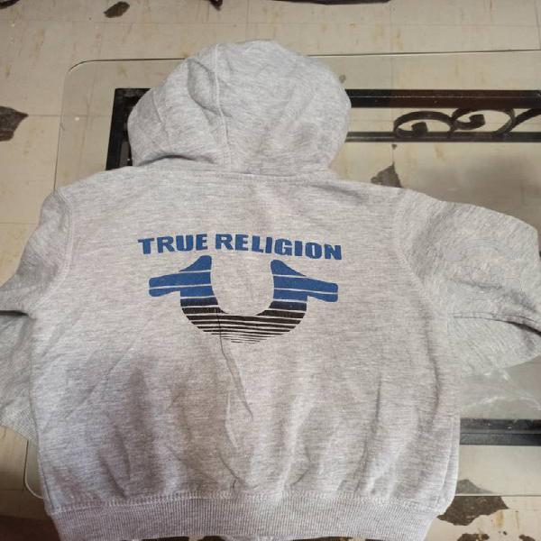 True religión sudadera