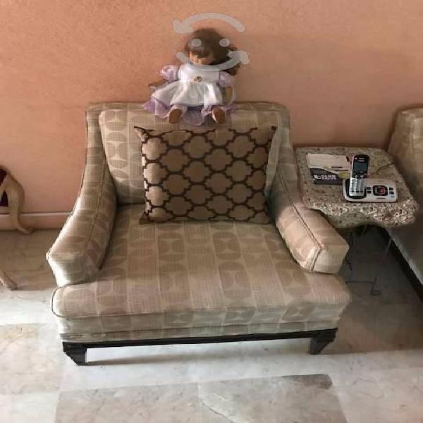 Sala en ganga: sofacama y 2 sillones