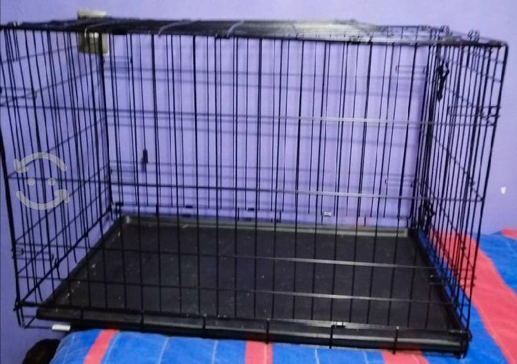 Jaula para resguardo de animales