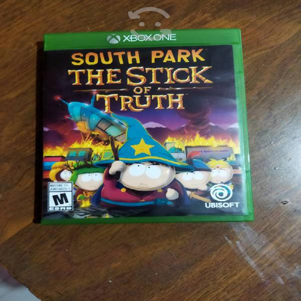 Juegos xbox one south park sunset overdrive