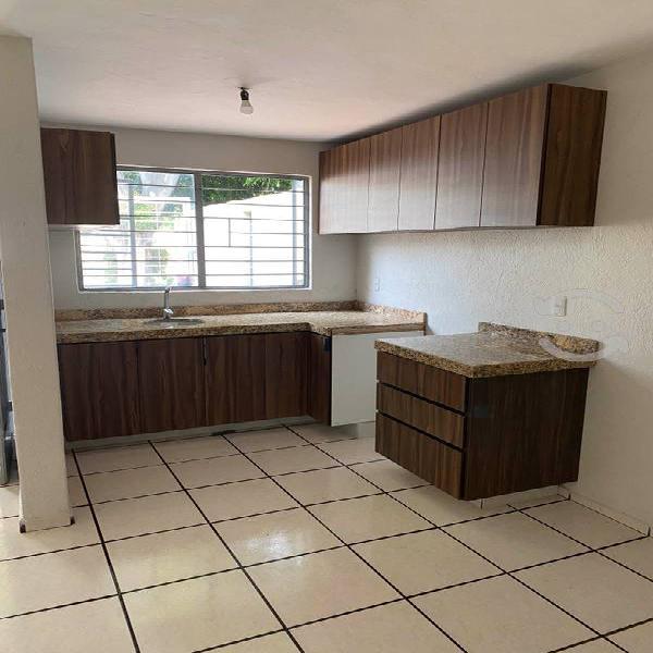 Renta casa habitacion