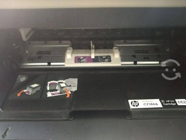 Impresora hp deskjet ink advantage 2515