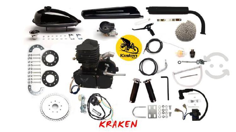 Kit motor para bicicleta - bicimoto 80cc