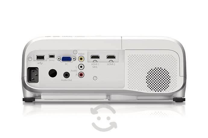 Proyector epson home cinema 2040 full hd impecable