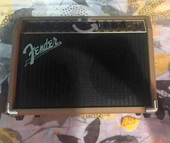 Amplificador fender de guitarra acoustasonic 40