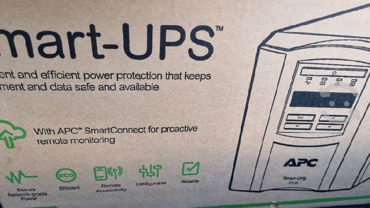Smart ups apc nobreak