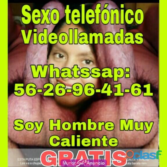 Videochat y sexo Telefónico busco Mujeres Cachondas soy Hombre caliente
