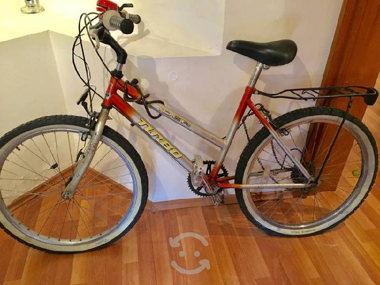 Bicicleta de velocidades