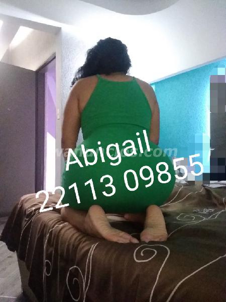 Abigail Discreta Madura Fogosa Nalgona Gordibuena (Puebla