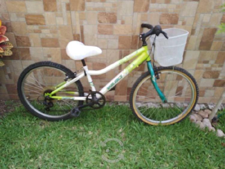 Bicicleta veloci rodado 24 $ 1900