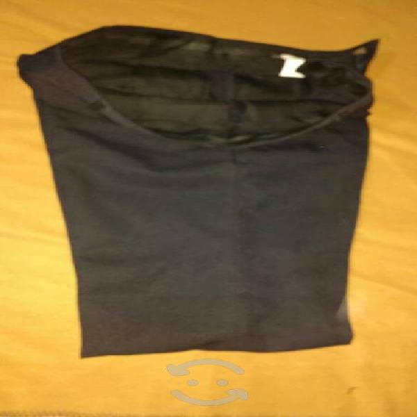 Pantalón azul marino t32 nuevo