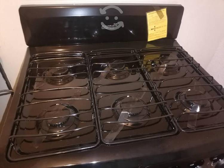 Estufa acros nueva 6 quemadores
