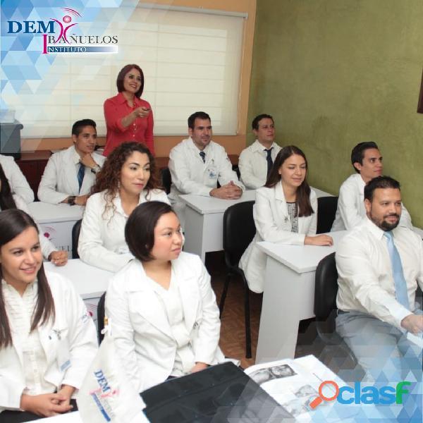 Maestría por Ultrasonido Médico Diagnóstico 1