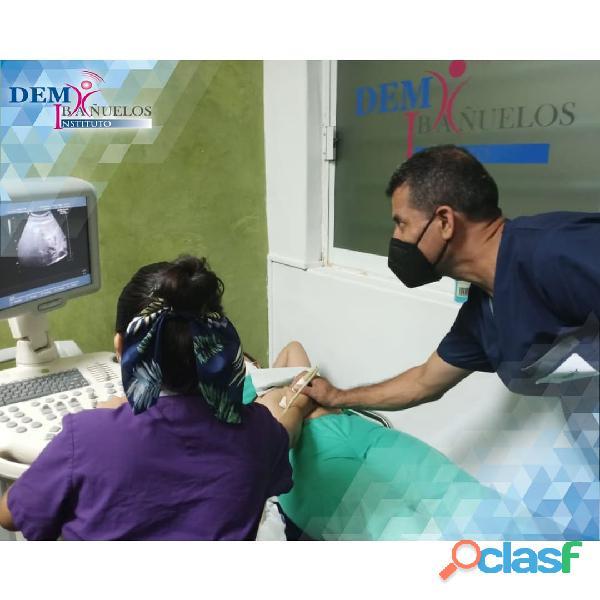 Maestría por Ultrasonido Médico Diagnóstico 3