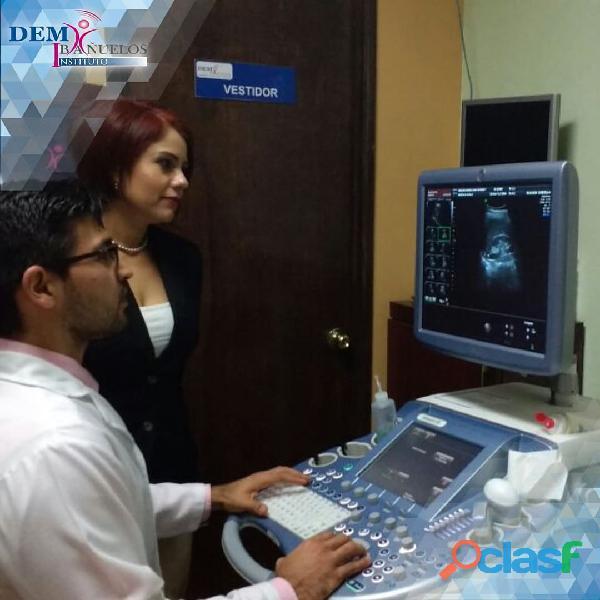 Maestría por Ultrasonido Médico Diagnóstico 4