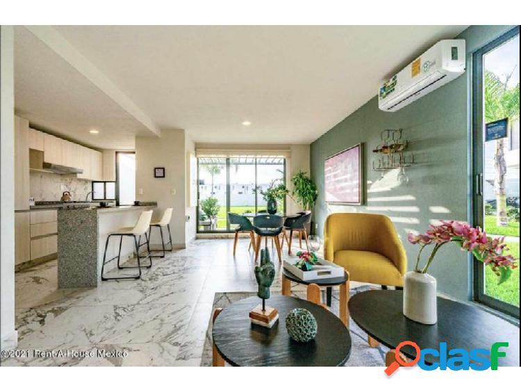 Casa en venta en fraccionamiento santa fe xochitepec 214710al