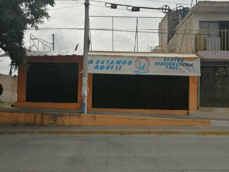 Local comercial en renta en Loma Bonita Tlaquepaque frente