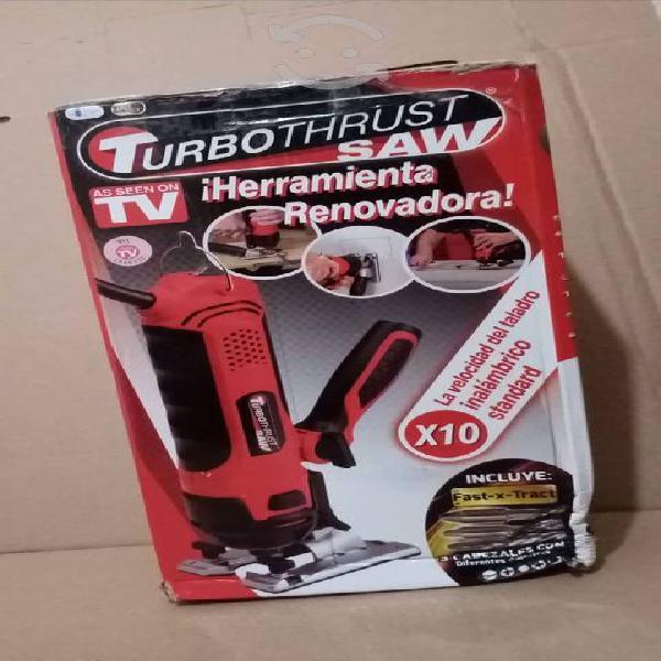 Turbo thrust saw multi herramienta sierra eléctric