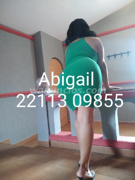 Abigail Señora Madura Apretadita Fogosa Guapa (Puebla