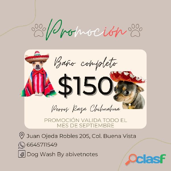 BAÑO $150 PESOS