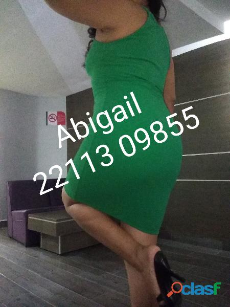 Abigail Discreta Mujer Fogosa Cuarentona Sensual Nalgona