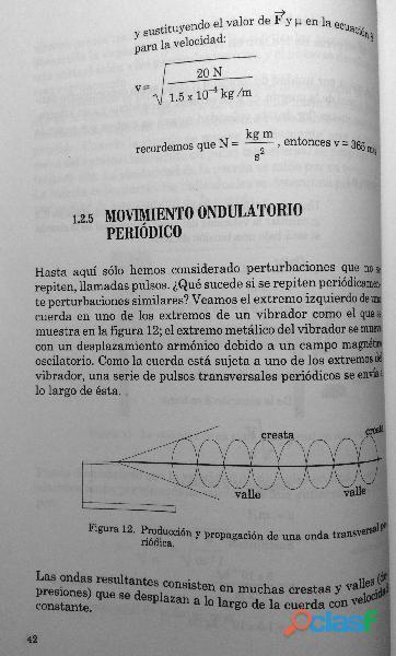 Física III, Acústica, Electricidad, Magnetismo, Óptica DGETI 5
