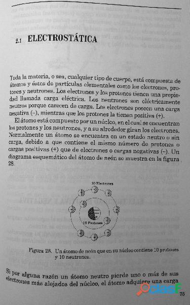 Física III, Acústica, Electricidad, Magnetismo, Óptica DGETI 7